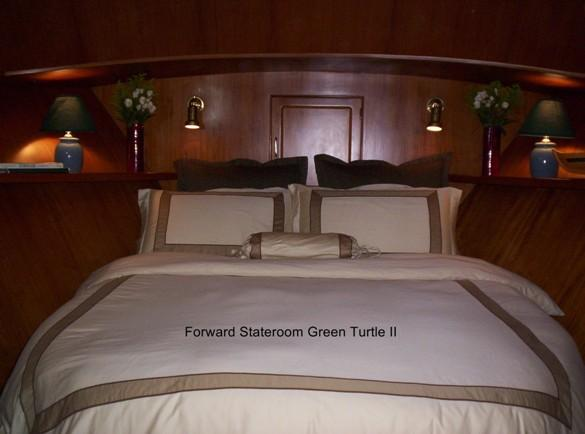 The Loggerhead Suite Galley